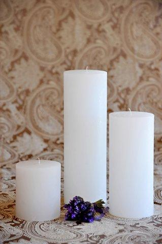 Large Cylinder Candles