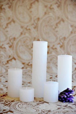Small Cylinder Candles