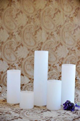 Medium Cylinder Candles